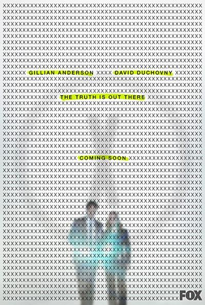X-files Event series deux