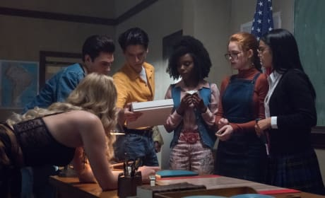 Riverdale Promo: The New Breakfast Club