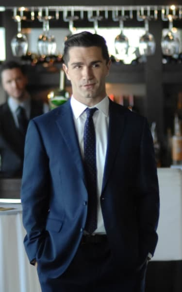 Mr. Lockwood - Supergirl Season 4 Episode 5