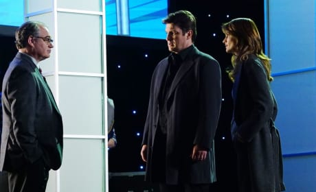 Working Together - Castle Season 8 Episode 9