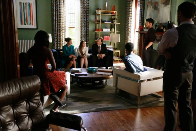 Taking the Case - How to Get Away With Murder Season 2 Episode 4