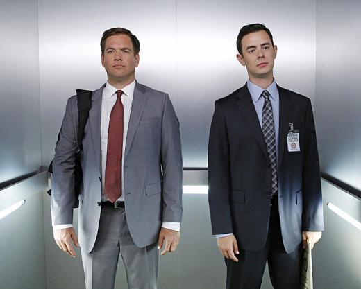 Tony and Parsons