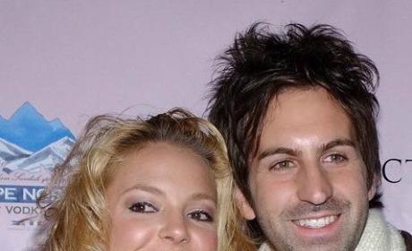 Katherine and Josh Kelley
