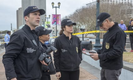 NCIS: New Orleans Season 4 Episode 16 Review: Empathy