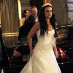 Blair Waldorf Wedding Gown