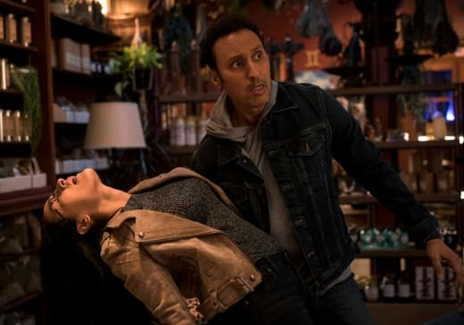 Vanessa Takes a Tumble - EVIL Season 2 Episode 10