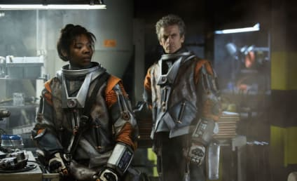 Doctor Who Season 10 Episode 6 Review: Oxygen