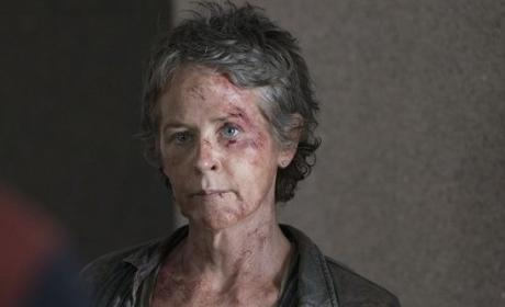 Carol Close-Up - The Walking Dead Season 5 Episode 6