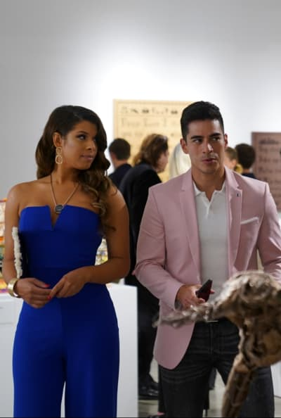 Jazmin's Decision - Tall - Good Trouble Season 1 Episode 12
