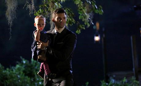 Uncle Elijah - The Originals Season 3