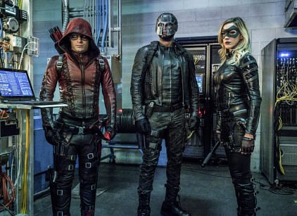 Watch Arrow Season 4 Episode 12 Online