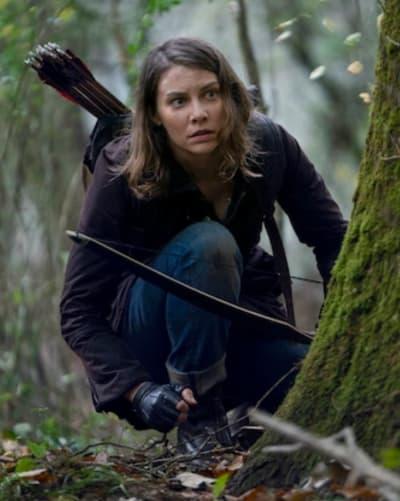 Maggie Returns to Alexandria - The Walking Dead