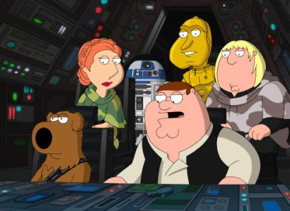 Watch Family Guy Season 9 Episode 18 Online