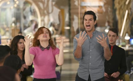 Zoey's Extraordinary Playlist Season 1 Episode 8 Review: Zoey's Extraordinary Glitch