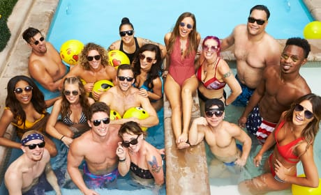 Big Brother 20 Cast