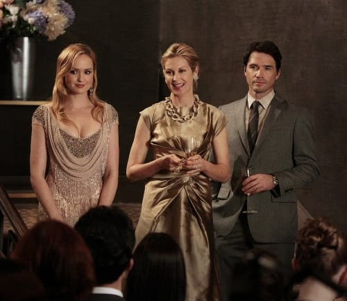 Gossip Girl Quotes Season 2: Lily, Rufus, Charlie