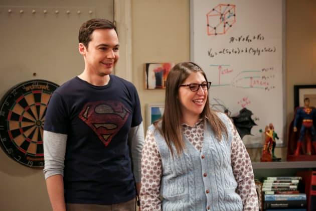 Kicking Off Amy - The Big Bang Theory