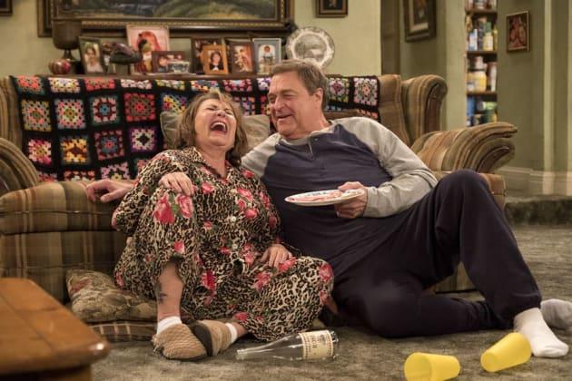 Anniversary - Roseanne Season 10 Episode 8