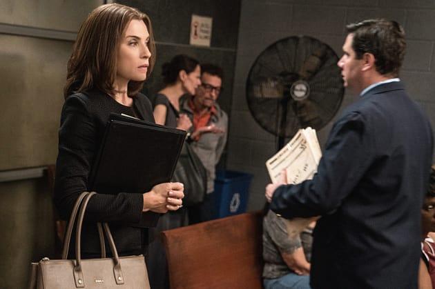 On the Case - The Good Wife Season 7 Episode 1