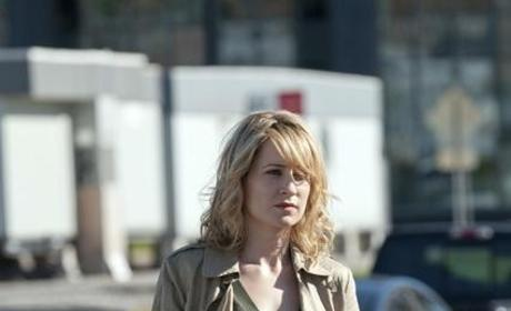 Camille Sullivan on Rookie Blue