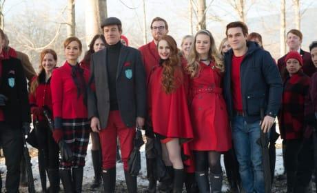 Family Photo - Riverdale Season 1 Episode 9