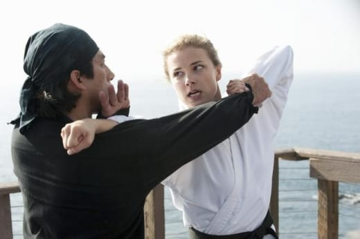 Karate Chop!