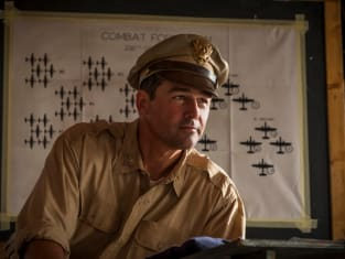 Cathcart Briefs the Bombers - Catch-22