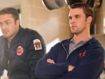 An Informal Meeting - Chicago Fire Season 3 Episode 15