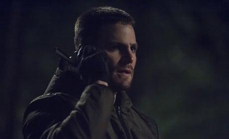 Can You Hear Me Now? - Arrow Season 3 Episode 14