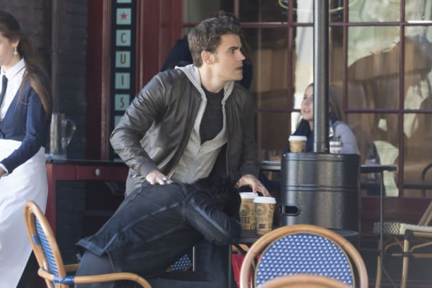 Emergency - The Vampire Diaries Season 8 Episode 8