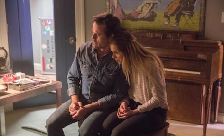Deacon and Maddie Reconcile - Nashville Season 5 Episode 3