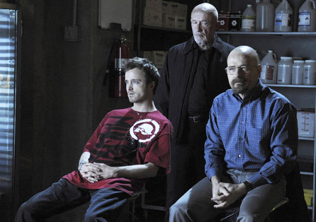 Breaking Bad Season 4 Premiere Pic