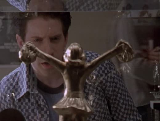 Cheerleading Trophy - Buffy the Vampire Slayer Season 2 Episode 15