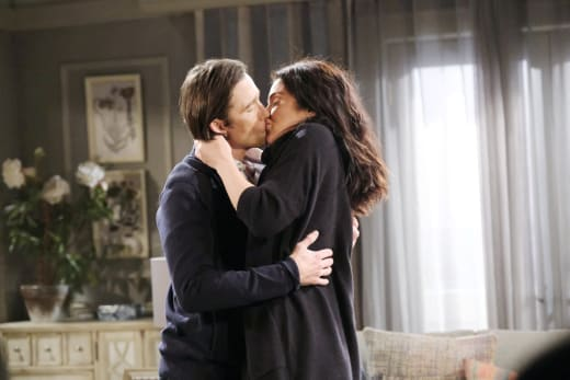 Philip and Chloe Hook Up - Days of Our Lives