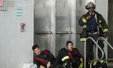 Lapse in Judgement - Chicago Fire