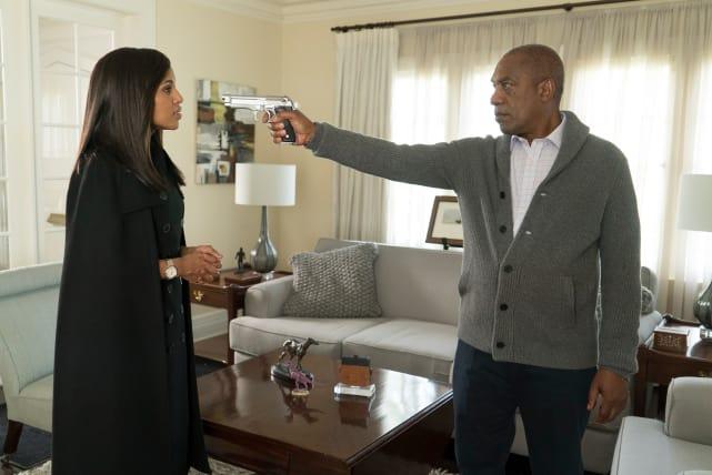 A Gun to the Head - Scandal Season 7 Episode 9