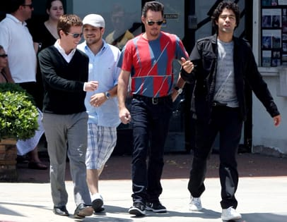 entourage and sloan relationship problems