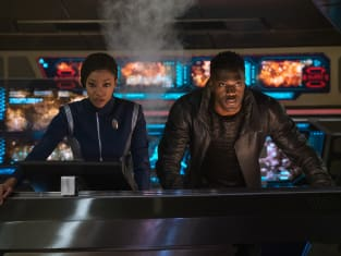 Brace - Star Trek: Discovery