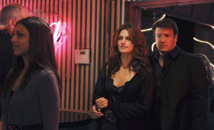 Castle Review: A Fireman? Really?!?