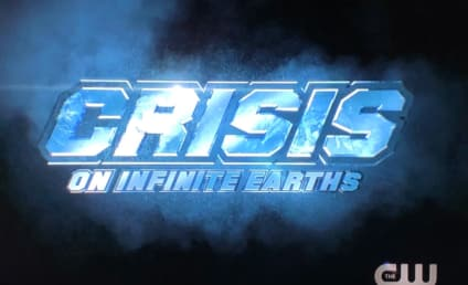 Crisis on Infinite Earths Confirmed as 2019 Arrowverse Crossover