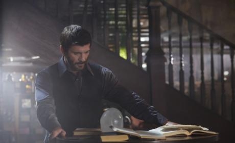 Secret Circle Season Finale Scene