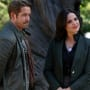 Robin Hood and Regina on Once Upon A Time Season 5 Episode 2