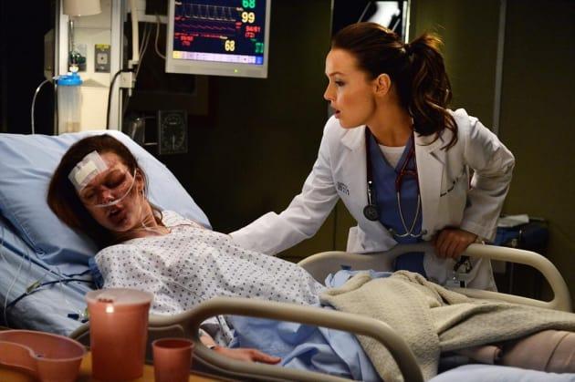 A Banged Up Patient - Grey's Anatomy Season 11 Episode 6