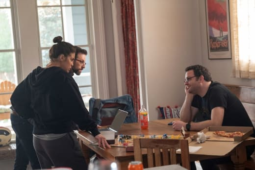 Breakfast Session - NCIS: New Orleans Season 5 Episode 14