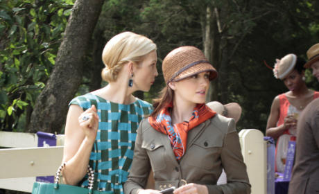 Lily and Blair Picture