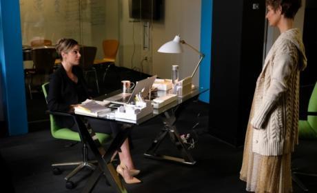 Scarlett confronts the reporter - Nashville Season 5 Episode 17