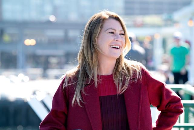 Long Road to Here - Grey's Anatomy Season 14 Episode 7