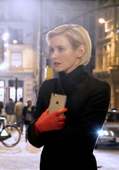 Kat with Iphone