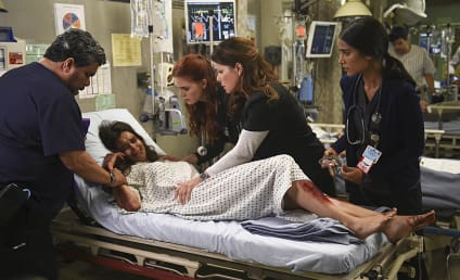Code Black Season 2 Episode 6 Review: Hero Complex