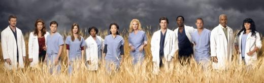 Grey's Anatomy: Season 3 Cast